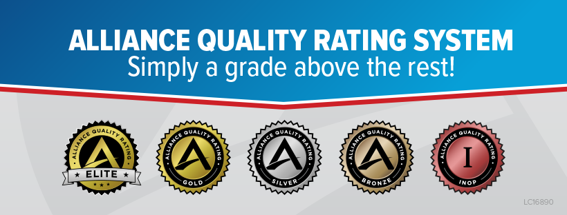 Learn more about our quality rating system