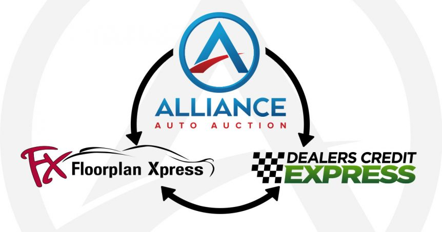 Alliance Auto Auctions Partners With Floorplan Xpress