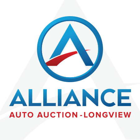 Logo for Alliance Auto Auction in Longview Texas