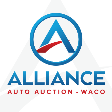 Logo for Alliance Auto Auction in Waco