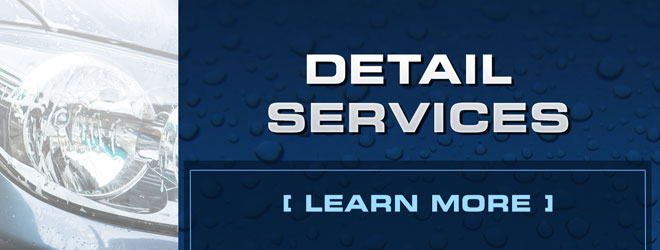 Learn more about our detail services