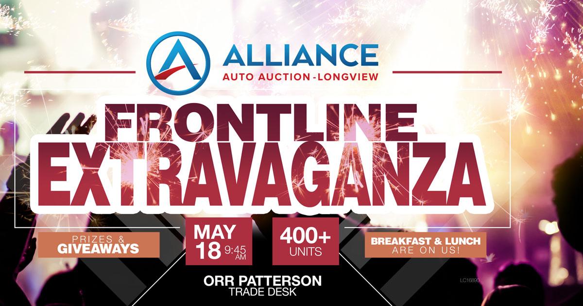 Longview Frontline Extravaganza Promo