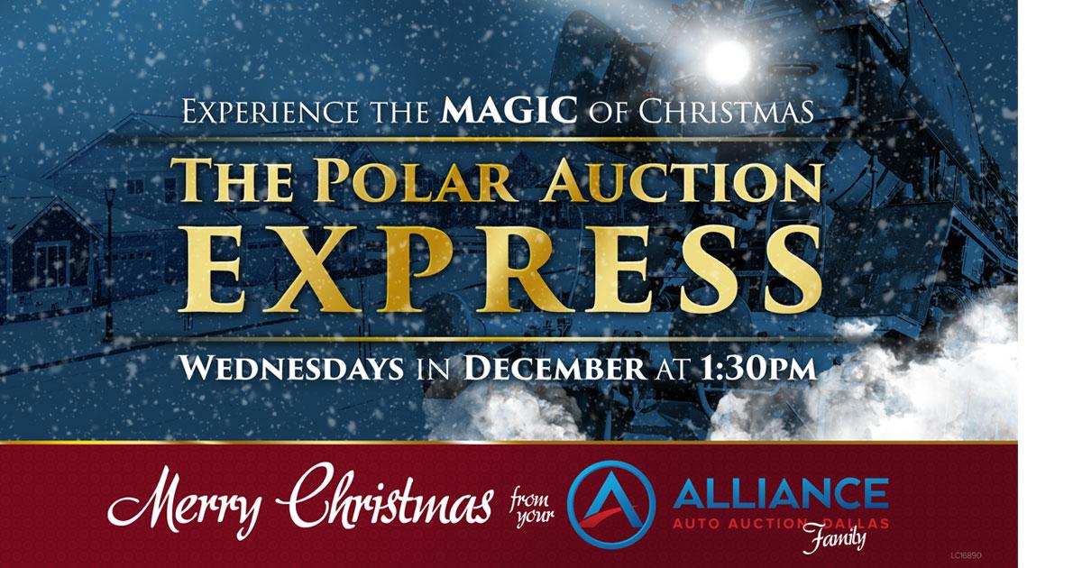 Polar Express Sale