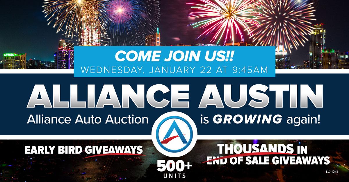 Auction Sale January 22, 2020