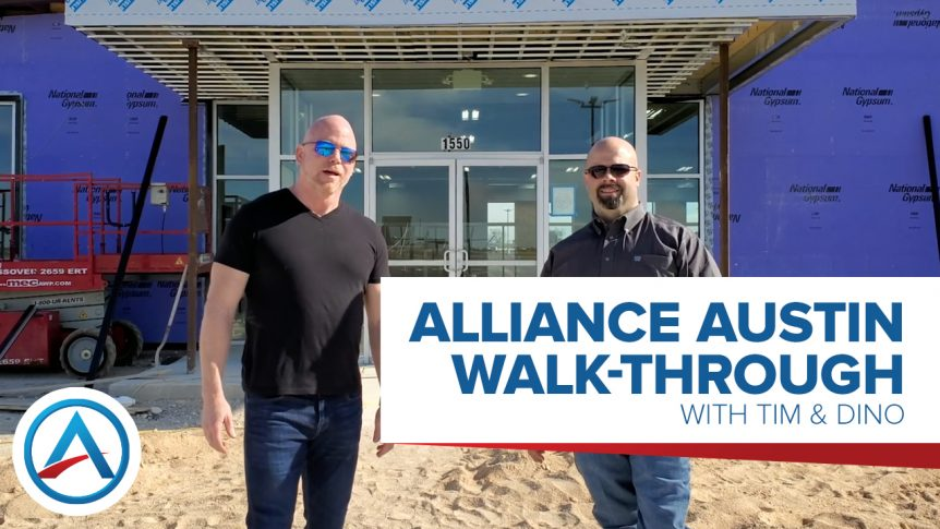 Alliance Austin Walk-Through